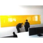 R-1222 Renkli Cam Yazı Tahtası